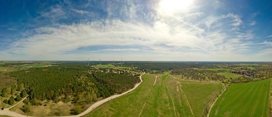 Landschaft Panorama