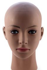 Closeup Mannequins Head