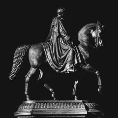 König Johann Denkmal Dresden