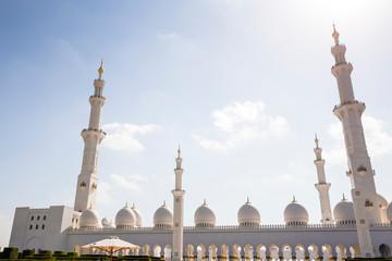 Sheikh Zayed Mosque, Abu Dhabi, UAE