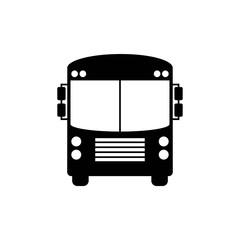 Bus icon, icons vector eps10 - Vector