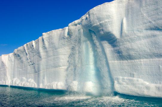 Climate change Iceberg