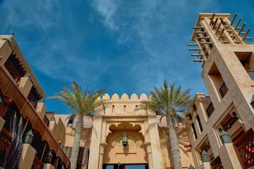 Dubai Festung