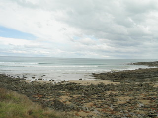 Australia. Great Ocean road zone