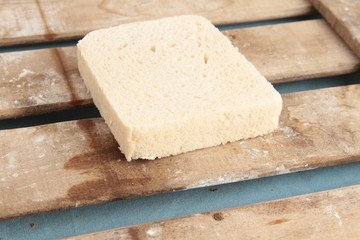 mold bread without crust
