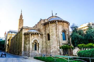 Beirut Al Omari Mosque 01