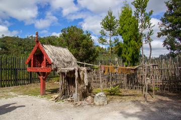 Museum der Ureinwohner Neuseeland