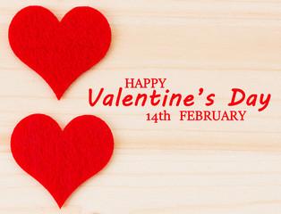 St.Valentine's Day holiday background.