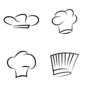 Vector chef  hat.