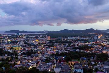Phuket Town Thailand