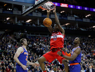 NBA - Washington Wizards v New York Knicks