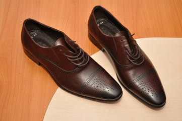 groom Classic Leather Shoes