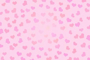 Heart material.  Confetti ハート素材 紙吹雪、花吹雪、質感