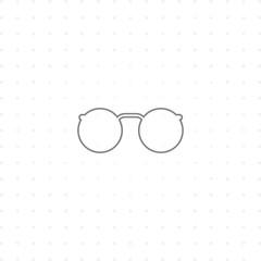 sunglasses Icon. sunglasses design