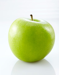 Fresh fruit, green apple