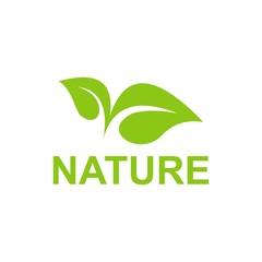 nature logo template