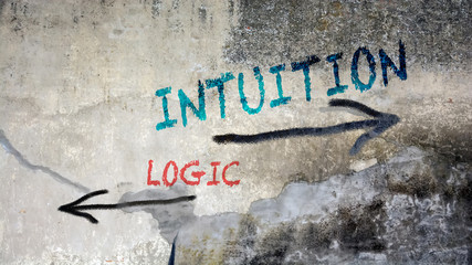 Sign 391 - Intuition