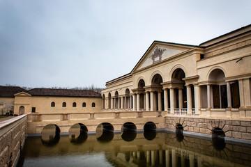 Palazzo Te, Mantova (Italia)