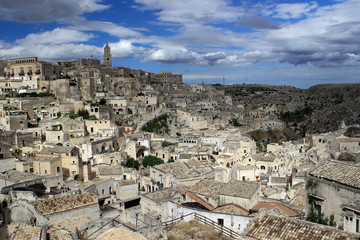 Sassi di Matera, Italy, European Capital of Culture 2019