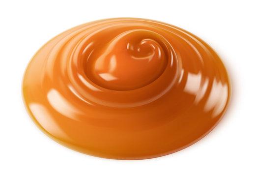 Caramel vectoriel 2