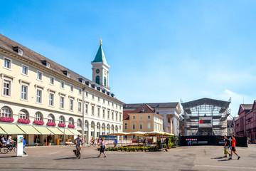 Karlsruhe, Marktplatz
