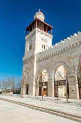 Al-Husseini mosque in Amman
