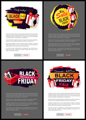Black Friday, Offers and Sales from Shops Stores
