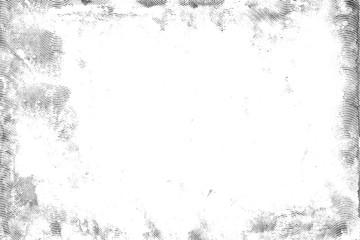 Halftone monohrome grunge lines texture
