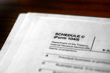 Individual Income Taxes Schedule C