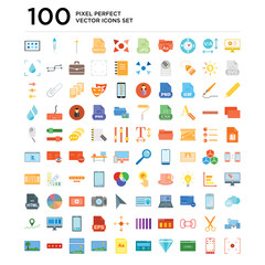 100 pack of Editor, Smartphone, Coding, Diamond, Browser, Text, Background, Image, Rating, Image icons, universal icon set