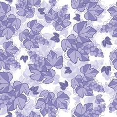 Vine seamless pattern vector illustration