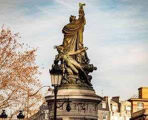 paris france monument