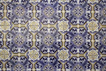 Wall tiles lisbon