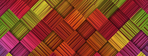 Colorful vector background for social media.