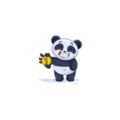 panda business cryptocurrency coin