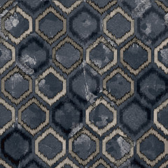 Geometry texture repeat classic pattern - 244179214