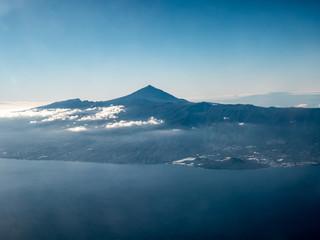 Gran Canaria, Canary Islands; aerial view