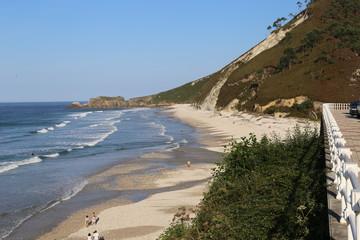 Playa Antolín - Asturias