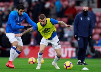 Premier League - Southampton v Everton