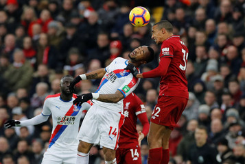 Premier League - Liverpool v Crystal Palace
