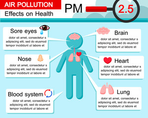 Effects on Health air pollution