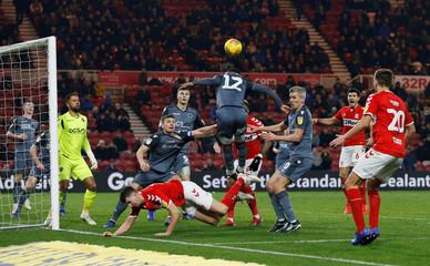 Championship - Middlesbrough v Millwall