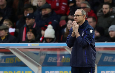 Championship - Nottingham Forest v Bristol City