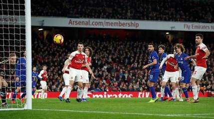 Premier League - Arsenal v Chelsea