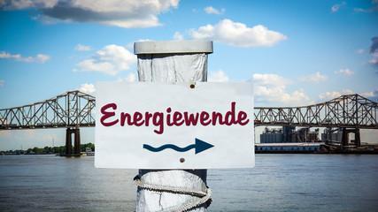 Schild 387 - Energiewende
