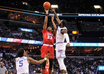 NCAA Basketball: Southern Methodist at Memphis