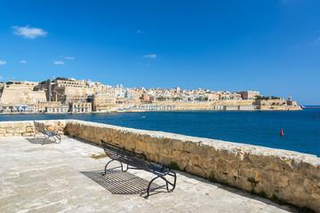 View from Senglea, Malta