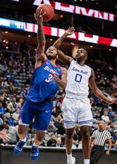 NCAA Basketball: DePaul at Seton Hall