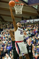 NCAA Basketball: Gonzaga at Portland