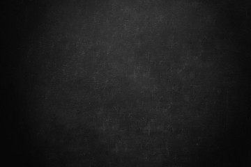 black  wall of chalkboard and showroom background for presentation product